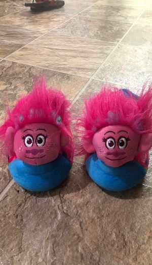 Trolls girls size 11-12 almost new for 3$ for Sale in Bellevue, WA