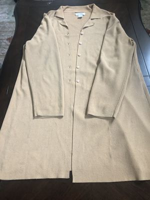 2 women's cardigans size xl in excellent condition for Sale in Edmonds, WA