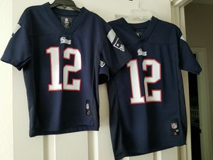 Like New Brady Patriot's jerseys for Sale in Chandler, AZ