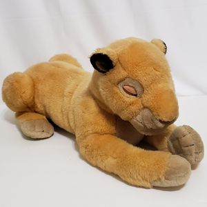 "LION KING Sarabi 21"" DISNEY STORE Stuffed Animals Vintage for Sale in Brookfield, IL"
