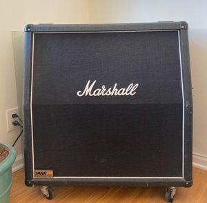 Marshall 1960A Lead 4x12 Guitar Amp Cabinet for Sale in Huntington Beach, CA