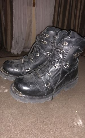 Harley Davidson woman shoes for Sale in Wichita, KS