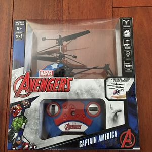 Captain America Mini Helicopter for Sale in Vernon, CA