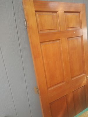 Solid exterior door for Sale in Pasco, WA