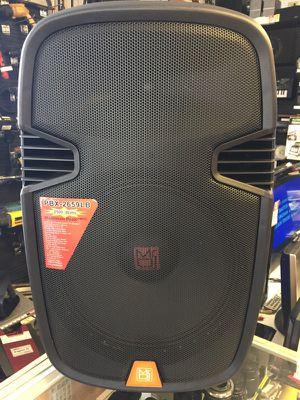 Mr. DJ self amplified Bluetooth speaker for Sale in Miami, FL