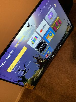 43' Inch Tcl Roku Tv for Sale in Glendale, WI