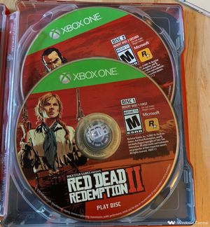 Red Dead Redemption 2 Xbox One for Sale in Oroville, CA