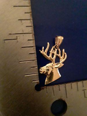 14k gold deer charm for Sale in Orange Park, FL