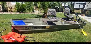tracker 12' boat for Sale in Palmdale, CA