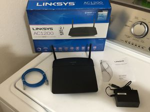 Linksys router for Sale in Albuquerque, NM