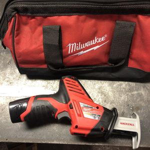 Milwaukee Hackzall Hand Saw M12 for Sale in Brooklyn, NY