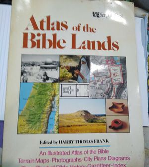 Bible atlas for Sale in Port Arthur, TX