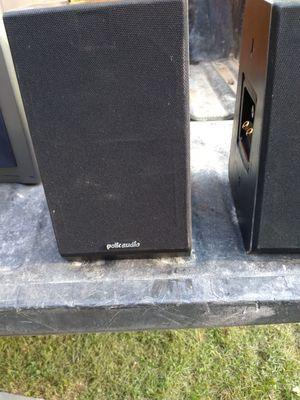 Polk audio speakers for Sale in Newportville, PA