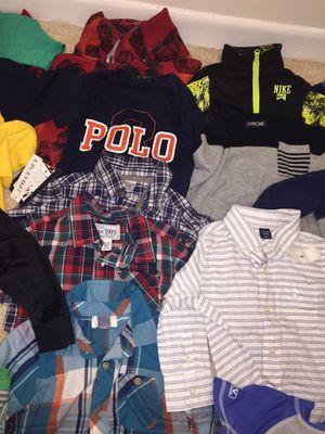 Toddler boys 18-24mons bundle!!!! for Sale in Fairfax, VA