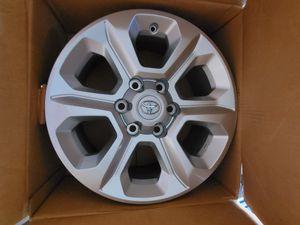 "Toyota 17"" TRD aluminum wheels for Sale in FL, US"