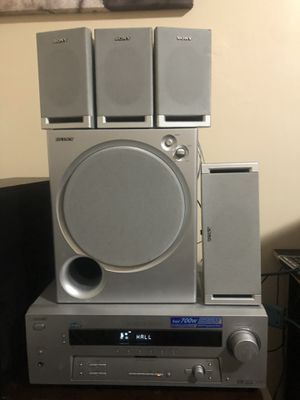 SONY Stereo system for Sale in Sterling Heights, MI