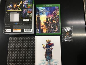 Kingdom Hearts III Deluxe Edition for Xbox One for Sale in Elk Grove, CA