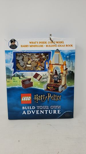 Lego Harry Potter 2-in-1 Building Kit, Build Your Own Adventure OB20 for Sale in Coarsegold, CA