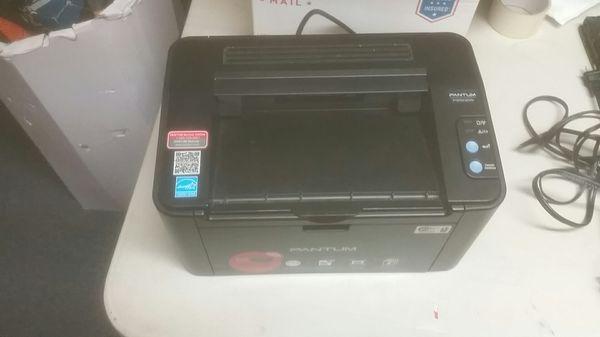Laser wireless printer
