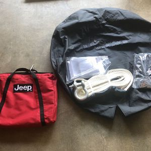 Jeep Wrangler Mopar Trail Rated Accessory Kit for Sale in Annapolis, MD