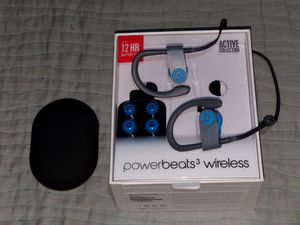Powerbeats 3 wireless headphones for Sale in Bethesda, MD