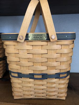 Longaberger Collectors Club Basket for Sale in Moreno Valley, CA