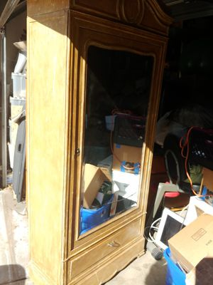 Armoire antique for Sale in Beverly Hills, CA