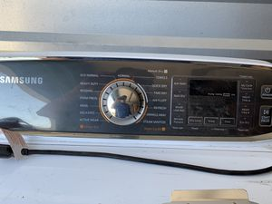 Samsung gas dryer for Sale in Lompoc, CA