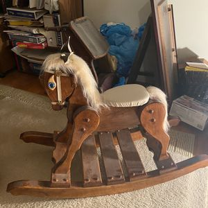 Handmade Rocking Horse for Sale in Mentor, OH