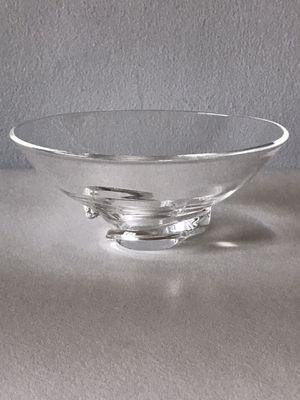 VINTAGE STUBEN ART GLASS BOWL DISH -SIGNED- ART NOUVEAU MODERN ANTIQUE for Sale in Pasadena, CA