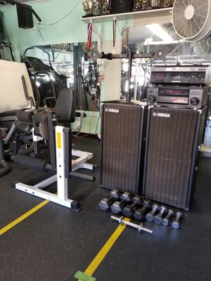 Audio Video and exercise equipment for Sale in Fountain Valley, CA