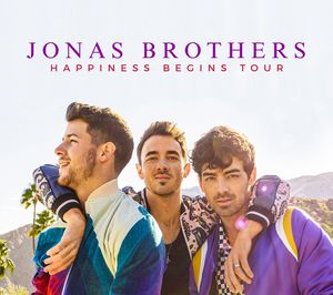 TWO JONAS BROTHER TICKETS OCT 20 for Sale in Bell Gardens, CA