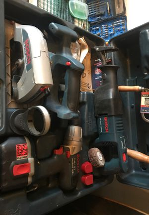 Bosch 24 V series for Sale in Huntington Beach, CA