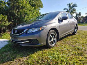 Money Saver! 2015 Honda Civic SE Sedan for Sale in Fort Myers, FL