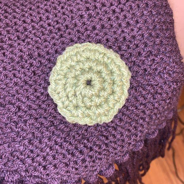 Poncho Cape Sweater