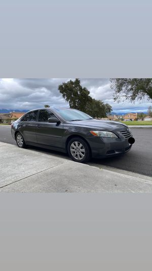 2007 Toyota Camry Clean Title for Sale in San Bernardino, CA