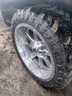 22 x 12 five lug 1000 or best offer for Sale in Houston, TX