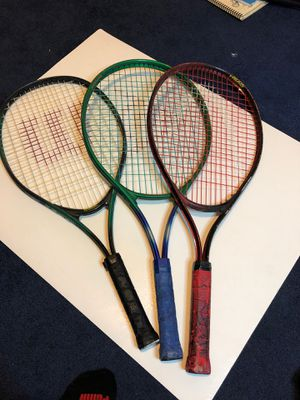 Tennis rackets used for Sale in Industry, CA