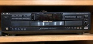 Sony 5 disc CD player CDP-CE525 for Sale in Monkton, MD