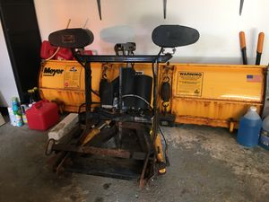 Meyer Snow Blade for Sale in Cleveland, OH