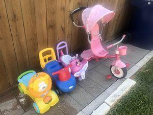 Carritos y triciclo for Sale in Garland, TX