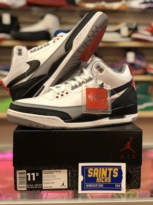 "Air Jordan 3 Retro ""Tinker Hatfield"" for Sale in Bay Point, CA"