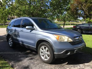 Blue 2007 Honda CR-V for Sale in Miami, FL