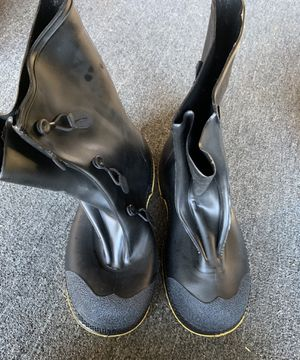 New in Box Servus by Honeywell Super-Fit Overboots work Boots Shoes 11-13 for Sale in Brea, CA