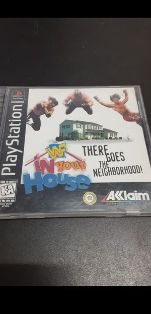 WWF In Your House for Sale in Rialto, CA