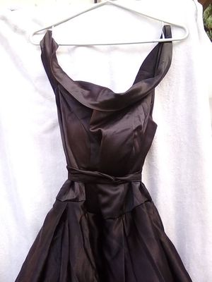 Black evening gown for Sale in Alhambra, CA