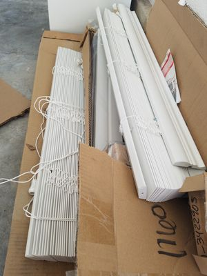 2 Window Blinds 28x58 for Sale in Portland, OR