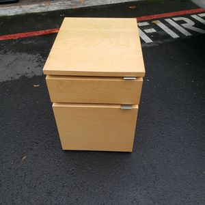 Small File Cabinet 16 Wide 20 Deep 23 Tall for Sale in Renton, WA