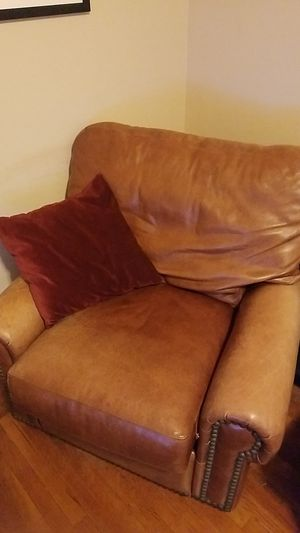 Leather Recliner for Sale in New York, NY