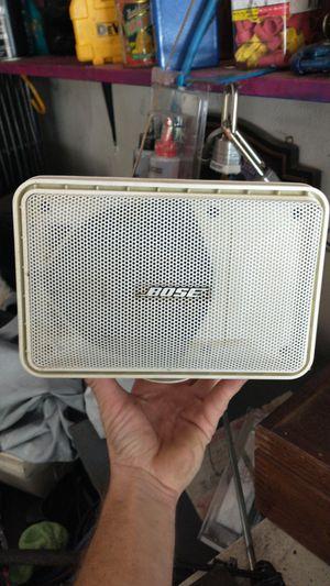 Bose speaker for Sale in Georgetown, TX